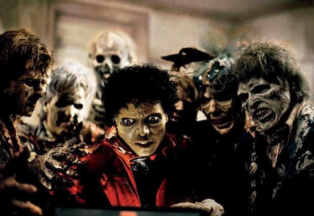 'Cuz This is Thrillerrrr!